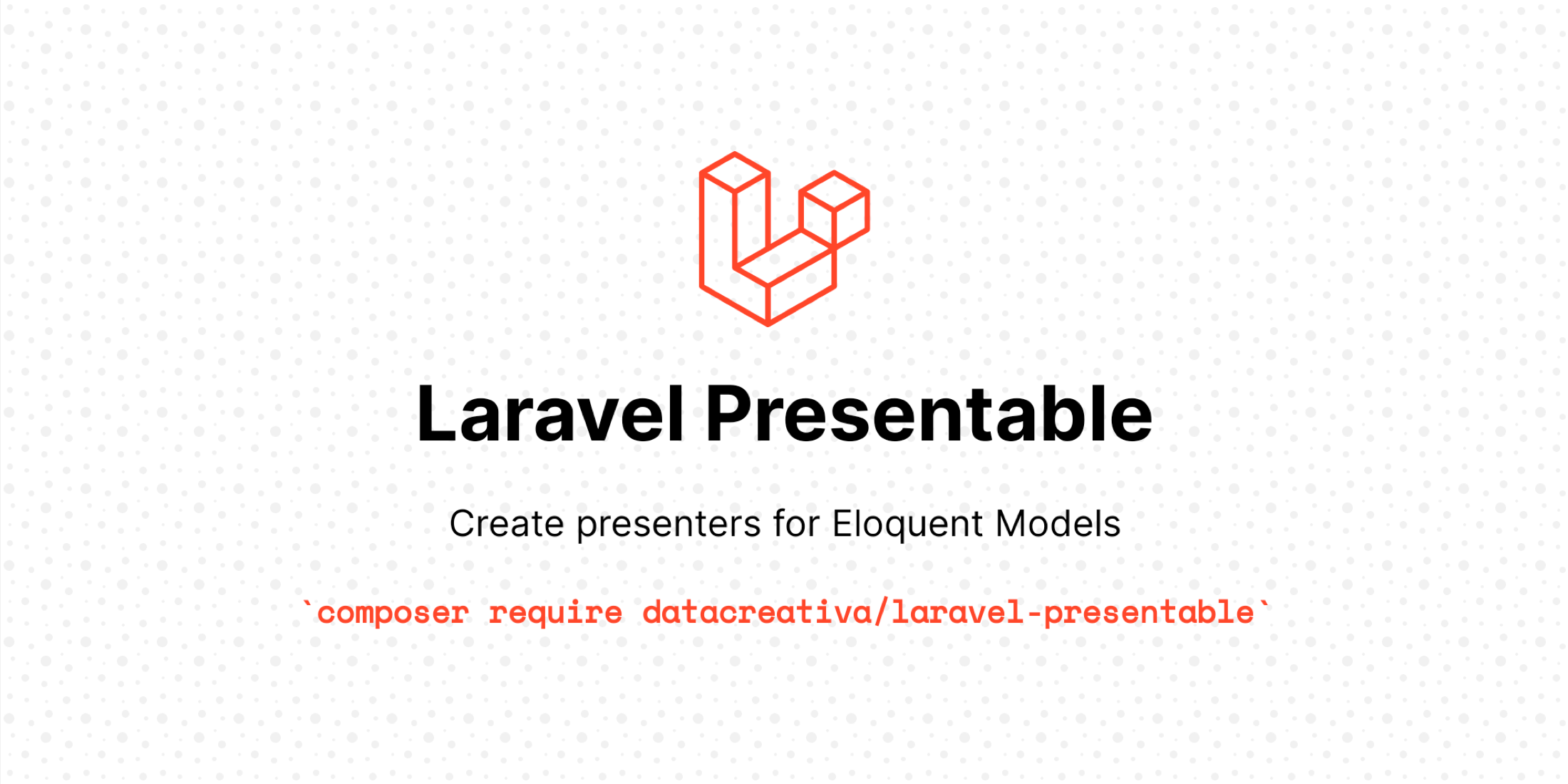 laravel-presentable-featured.png
