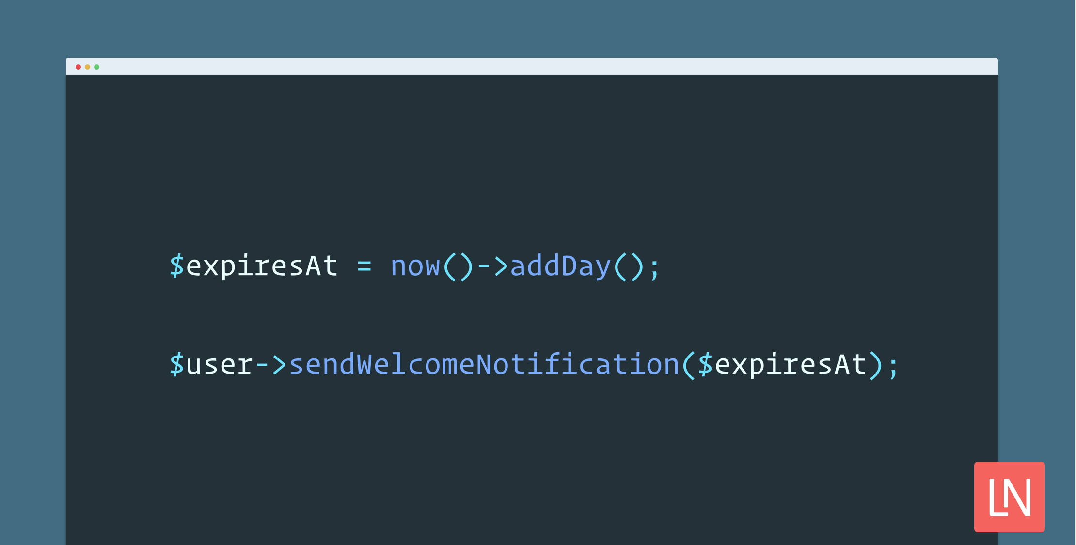 laravel-welcome-notification.png